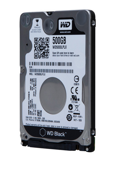 WDBlack500Gb2.5