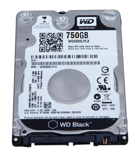 WDBlack750Gb2